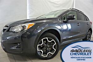 2014 Subaru XV Crosstrek LIMITED*NAVIGATION*TOIT*CUIR*