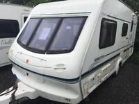 Elddis ashington 2001 4 berth touring caravan