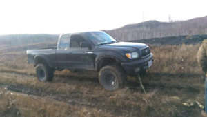 2002 Toyota Tacoma TRD-Offroad NEW FRAME!!