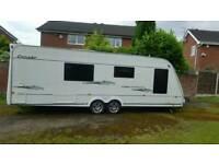 Caravan 4 to 5 bedrooms