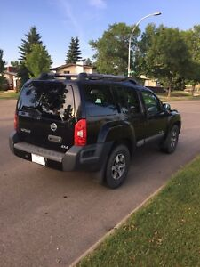 2010 Nissan Xterra 4x4 Off-road Package