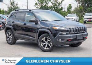 2016 Jeep Cherokee Trailhawk | V6 | PANORAMIC ROOF | NAV | BU CA