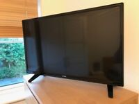 """32"""" smart TV with built in DVD player"""