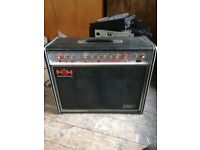 HH electronic v-s musician combo 212 amplifier