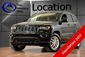 2017 Jeep Grand Cherokee Laredo CUIR TOIT NAV HITCH LOCATION