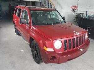 Jeep Patriot 4WD 4dr 2009