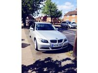BMW 3 SERIES FULL SERVICE HISTORY