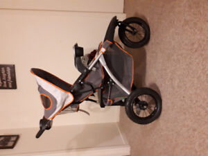 New safety 1st jogger