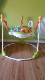 Fisher Price jumpero
