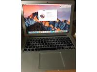 """MacBook Air 13"""" early 2015 hardly used very Low cycle count Apple warranty and Receipt"""