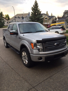 2009 Ford F-150 SuperCrew Platinum Pickup Truck