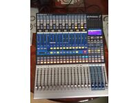Presonus StudioLive 16.4.2 Digital Mixer / Hard Case/Bag & Dust Cover / Immaculate Condition