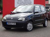 Fiat Seicento 1.1 SX - 1 OWNER FROM NEW - 38,000 MILES - 12 MONTH MOT