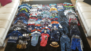 9-18 month boys clothes
