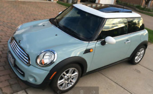 2012 MINI Mini Cooper Hatchback
