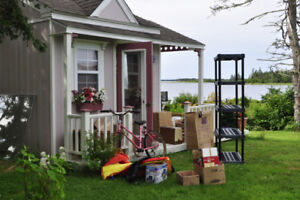 Yard Sale Wed. July 26 10am to 5pm 8mins off Barrington
