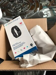 NEVER USED Fitbit Charge 2