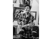Singer/Acoustic Guitarist Available for Weddings/Private Functions