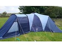 Vango Diablo 600 (Tent) Large sleeps 6