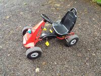 Kettler Go-Kart Pneumatic Tyres