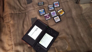 Nintendo Ds + games if wanted!