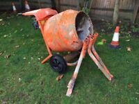 Belle Minimix 150 Cement Mixer - Petrol : Used