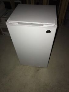 REDUCED fridge with freezer