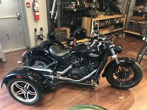 2016 Indian SCOUT SIXTY TRIKE
