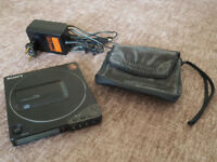 SONY DISCMAN D250 ULTRA RARE. GREAT CONDITION