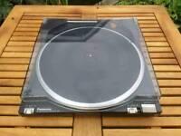 Panasonic SL-N5 Compact Turntable