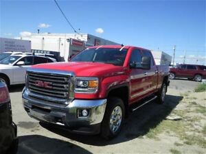 2015 GMC SIERRA 2500HD SLT | Leather | Rear Cam | Rem. Start