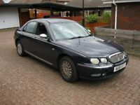 2001 Rover 75, 4Dr, 62k Miles. £195. (PLEASE NO TEXTS)