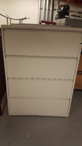 4-High Filing Cabinet