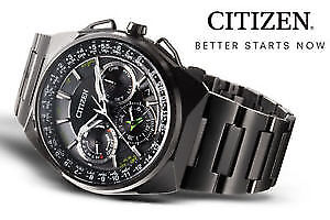 Citizen watches are 35% off this weekend only