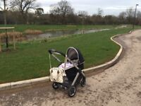 Great Condition Babystyle Oyster 2 Pram, pushchair, travel system