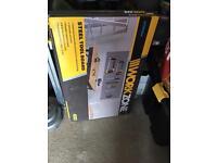 Steel tool board from workzone