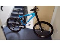Kona Coiler DH Mountain bike
