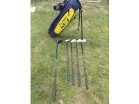 Ben Sayers junior golf clubs