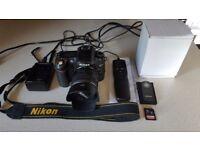 Nikon D80 Infared converted.