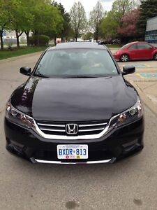 Honda Accord lease takeover