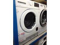 Beko intergrated washer/dryer 7kg. 12 month gtee