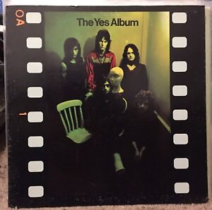 Yes – The Yes Album Record