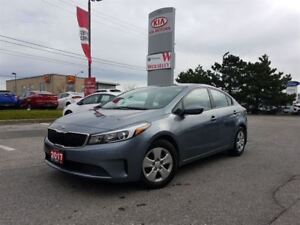 2017 Kia Forte LX|LOW MILE|BLUETOOTH|LONG WARRANTY|AUTOMATIC