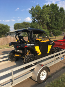 very clean can am in great condition
