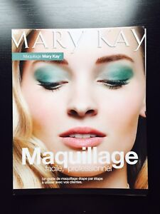 """Livre """"Maquillage"""" Mary Kay"""