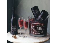 BOTTOMLESS BELAIRE BRUNCH IN CHELSEA ON 26TH AUGUST