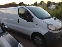 looking to sell my van as my business is expanding and i am needing a bigger one. £2000 ono