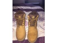 Timberland ladies boots size 4