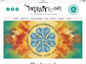 Festival staff for Port Elliot festival 2017 27th to 30th July TICKETS SOLD OUT