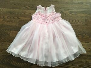 Size 2 fancy flower girl dress